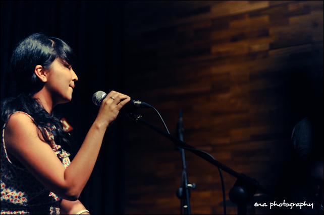 Liyana at NBT 09