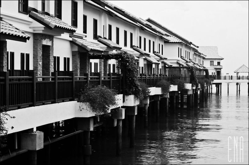 The Legend International Water Homes, Port Dickson